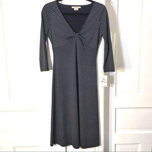 Nwt Michael Kors Midi Dress